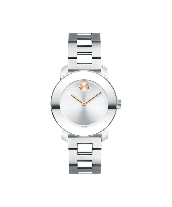 MOVADO Movado BOLD3600433 – 30 mm Metals bracelet watch - Front view