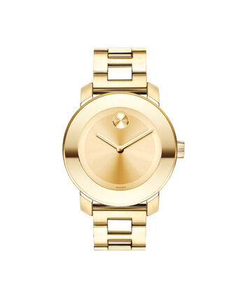 MOVADO Movado BOLD3600085 – 36 mm Metals bracelet watch - Front view