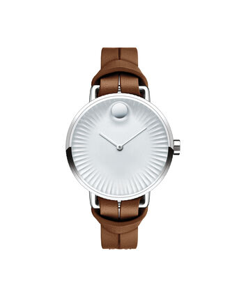 MOVADO Movado Edge3680035 – Women's 34 mm strap watch - Front view