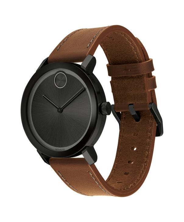MOVADO Movado BOLD3600537 – Men's 40 mm strap watch - Side view
