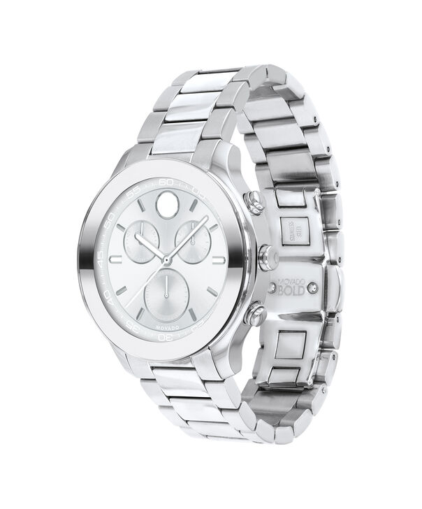 MOVADO Movado BOLD3600545 – 39 mm Metals bracelet watch - Side view
