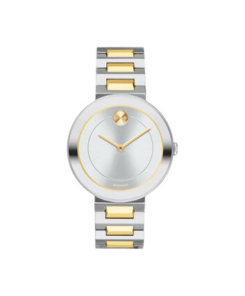 MOVADO Movado BOLD3600548 – 34 mm Metals bracelet watch - Front view