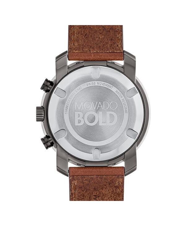 MOVADO Movado BOLD3600421 – 44 mm Metals strap chronograph - Back view