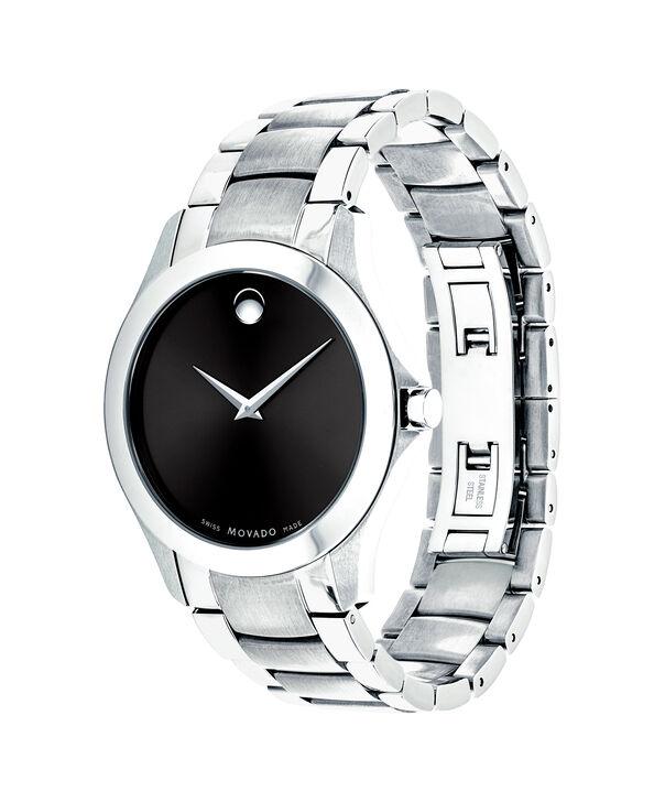 MOVADO Masino0607032 – Men's 40 mm bracelet watch - Side view