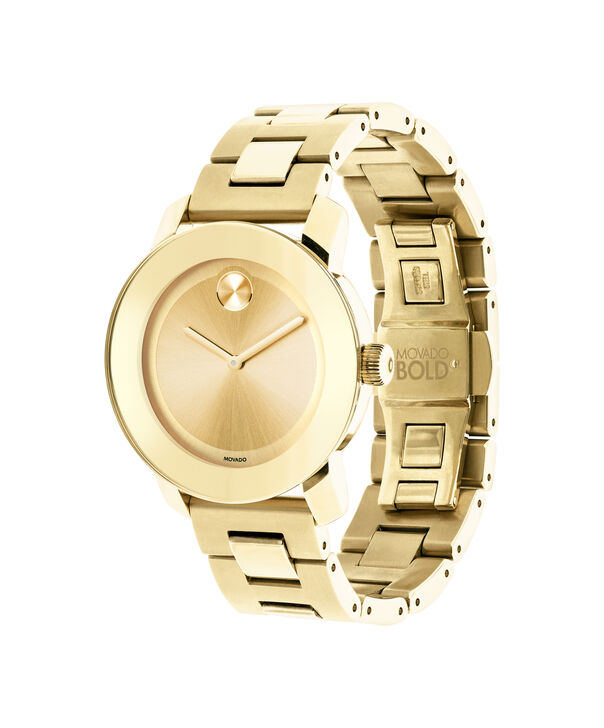 MOVADO Movado BOLD3600085 – 36 mm Metals bracelet watch - Side view