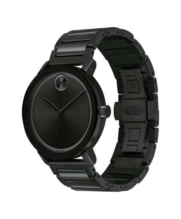 MOVADO Movado BOLD3600538 – Men's 40 mm bracelet watch - Side view