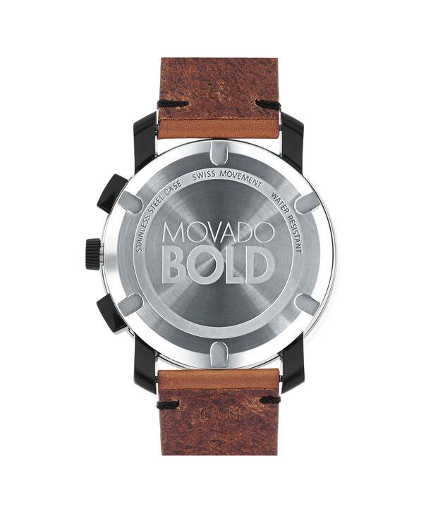 MOVADO Movado BOLD3600540 – 43 mm Colorado strap chrono - Back view