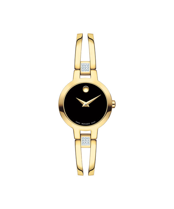MOVADO Amorosa0607155 – Women's 24 mm bangle watch - Front view