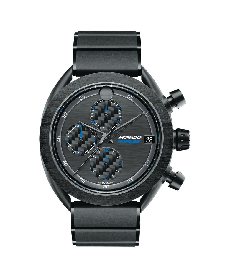 MOVADO Movado Parlee0606843 – Men's 46 mm automatic chronograph - Front view