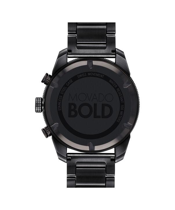 MOVADO Movado BOLD3600514 – 44.5 mm BOLD Sport strap watch - Back view