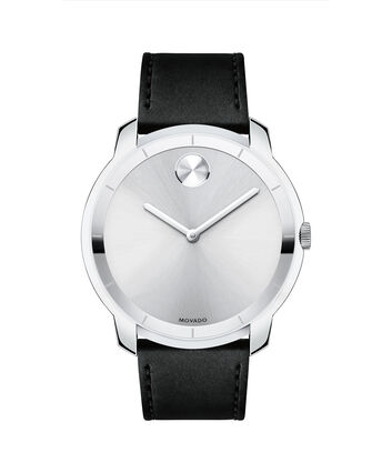 MOVADO Movado BOLD3600468 – Men's 44 mm strap watch - Front view