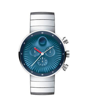 MOVADO Movado Edge3680010 – Men's 42 mm bracelet chronograph. - Front view