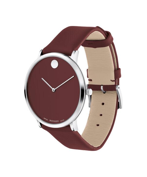 MOVADO Modern 470607256 – Movado.com EXCLUSIVE 40mm strap watch - Side view