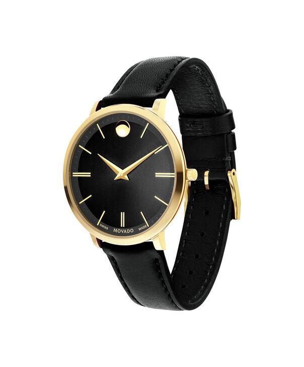 MOVADO Movado Ultra Slim0607091 – Mid-Size 35 mm strap watch - Side view