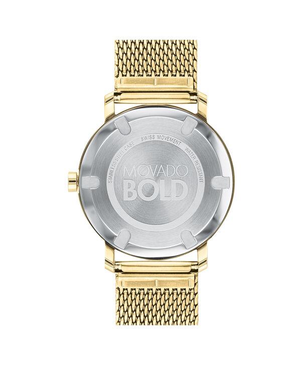 MOVADO Movado BOLD3600560 – Men's 40 mm bracelet watch - Back view