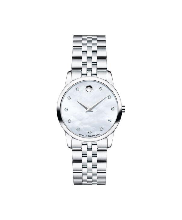 MOVADO Museum Classic0606612 – Women's 28 mm bracelet watch - Front view
