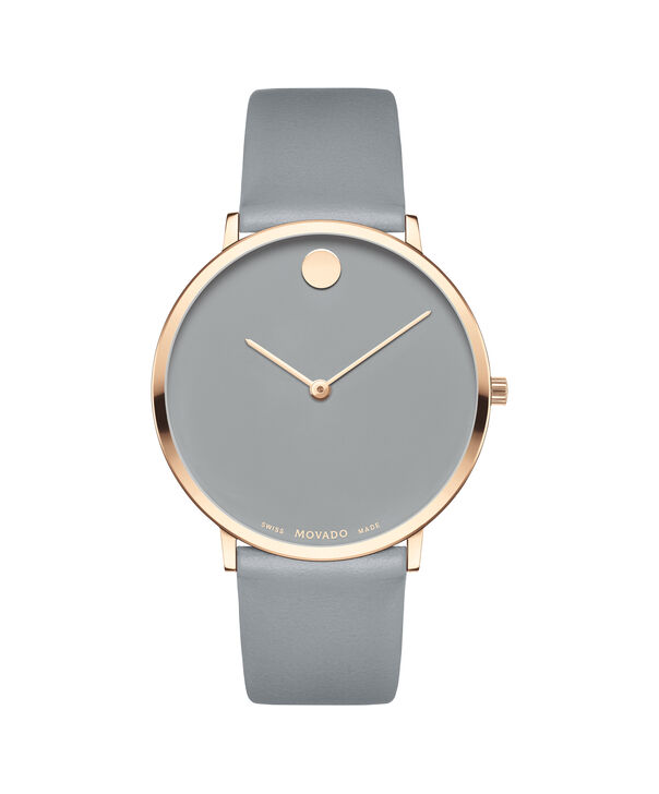 MOVADO Modern 470607330 – 40 mm Modern 47 on Strap - Front view
