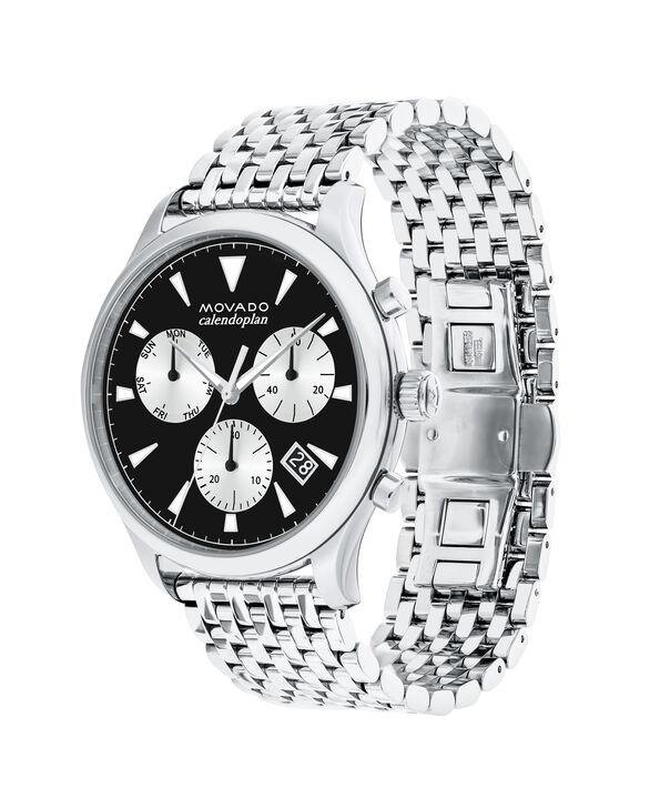 MOVADO Movado Heritage Series3650014 – Men's 43 mm bracelet chronograph - Side view