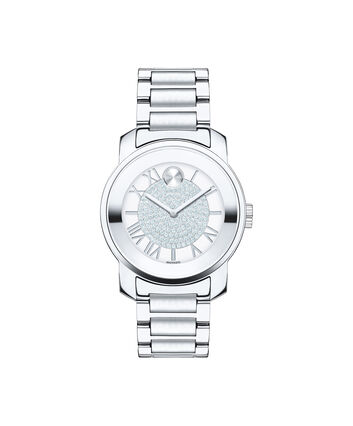 MOVADO Movado BOLD3600254 – 32 mm Luxe bracelet watch - Front view
