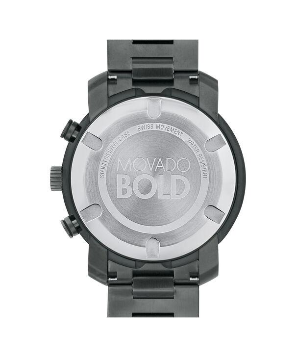 MOVADO Movado BOLD3600486 – 48 mm Metals bracelet chronograph - Back view