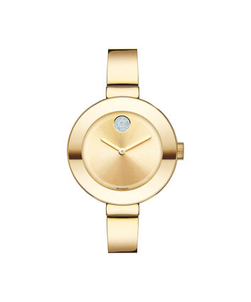 MOVADO Movado BOLD3600201 – 34 mm Metals bangle watch - Front view