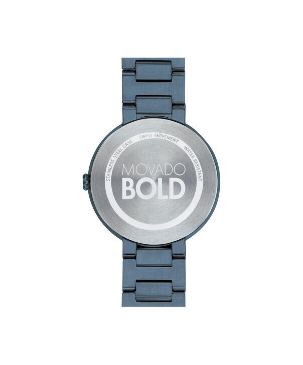 MOVADO Movado BOLD3600499 – 34 mm Metals bracelet watch - Back view