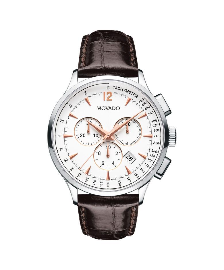 MOVADO Movado Circa0606576 – Men's 42 mm strap chronograph - Front view