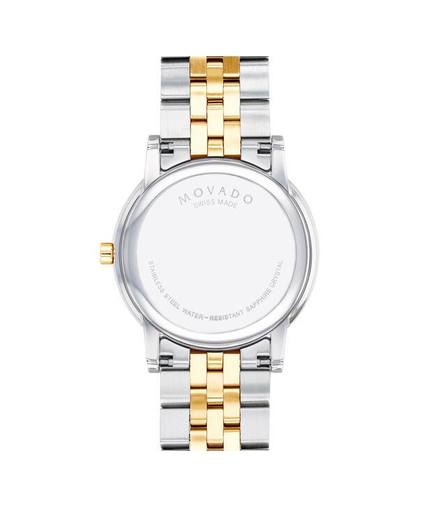 MOVADO Museum Classic0607202 – Men's 40 mm bracelet watch - Back view