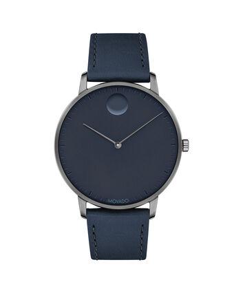 MOVADO Movado Face3640004 – Men's 41 mm strap watch - Front view