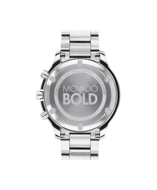MOVADO Movado BOLD3600546 – 39 mm Metals bracelet watch - Back view