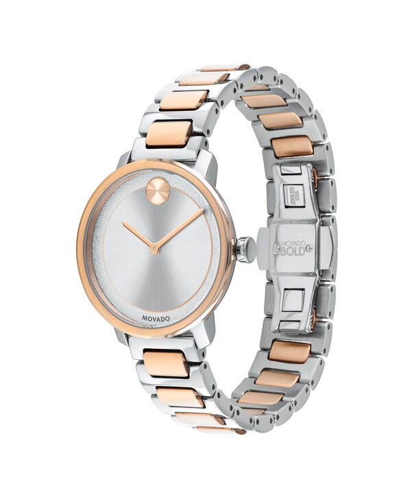 MOVADO Movado BOLD3600504 – 34 mm Metals bracelet watch - Side view