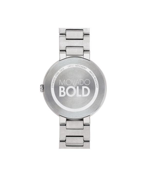 MOVADO Movado BOLD3600548 – 34 mm Metals bracelet watch - Back view