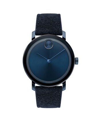 MOVADO Movado BOLD3600613 – 40mm BOLD Evolution on Strap - Front view