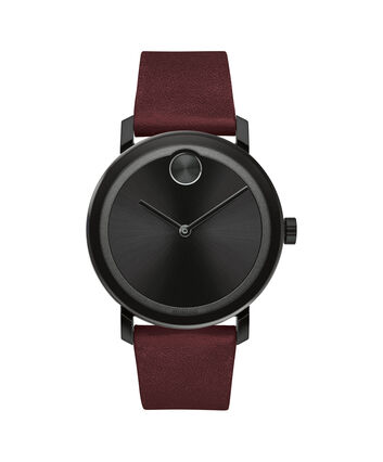 MOVADO Movado BOLD3600525 – Men's 40 mm strap watch - Front view