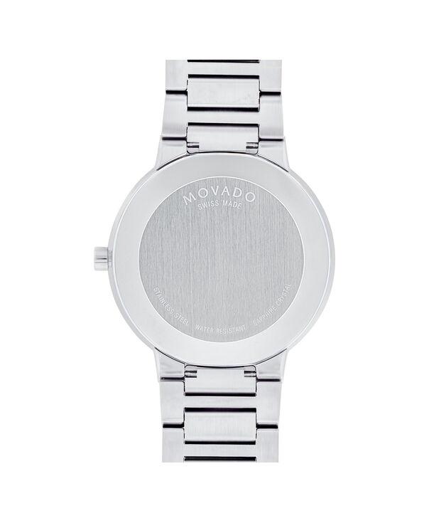 MOVADO Modern Classic0607119 – Men's 39.5 mm bracelet watch - Back view