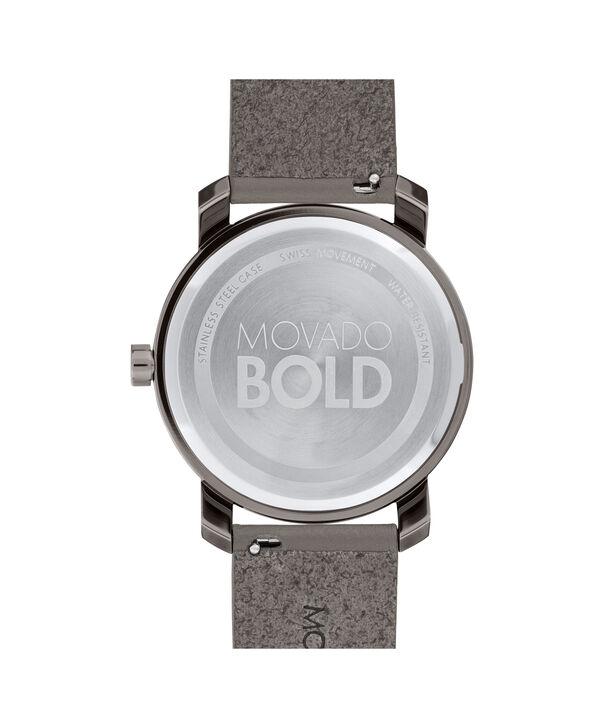 MOVADO Movado BOLD3600490 – Men's 41 mm strap watch - Back view