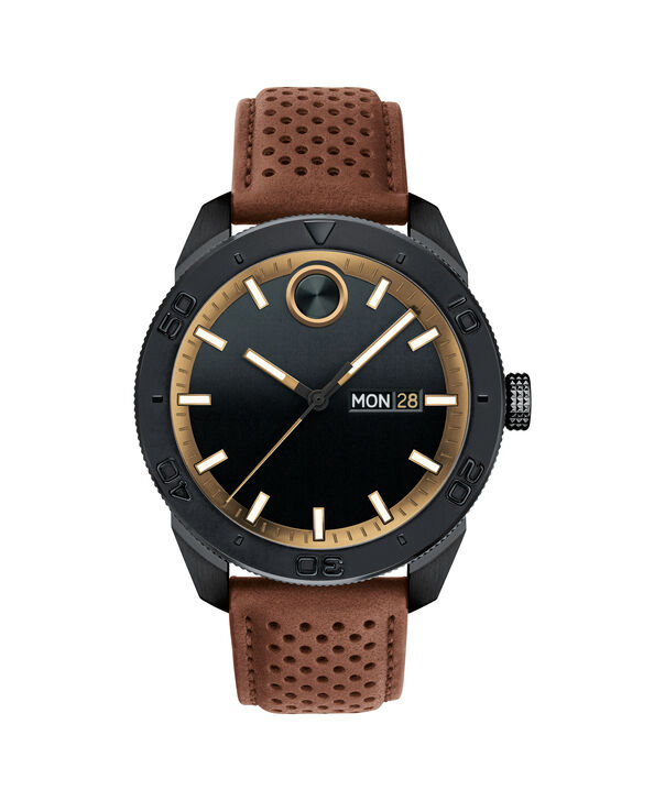 MOVADO Movado BOLD3600496 – 43 mm BOLD Sport strap watch - Front view