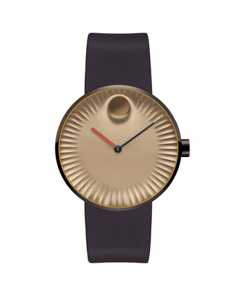 MOVADO Movado Edge3680043 – Men's 40 mm strap watch - Front view