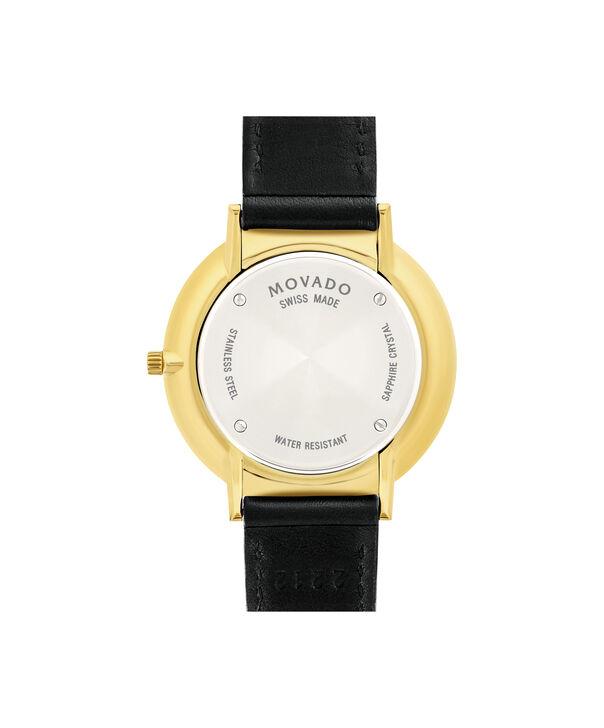 MOVADO Movado Ultra Slim0607157 – Women's 35 mm strap watch - Back view