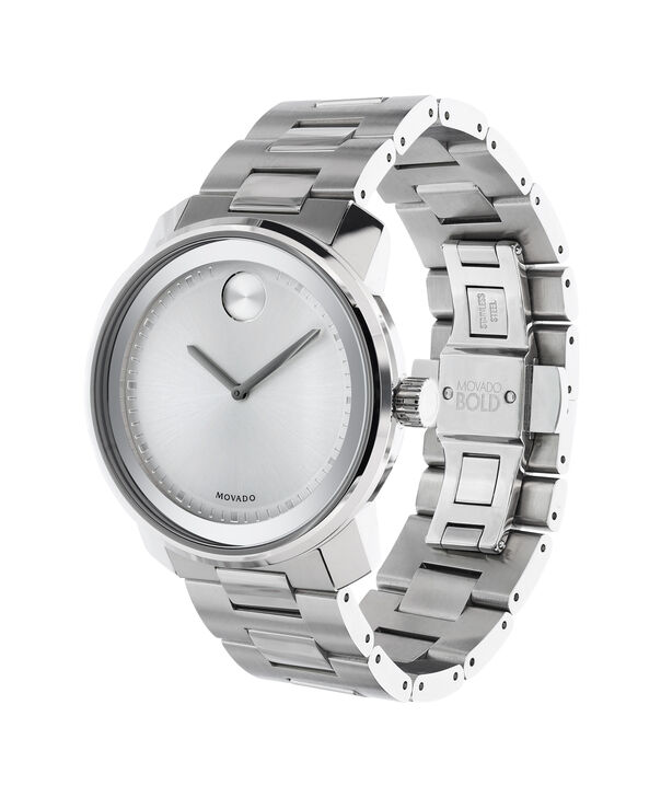 MOVADO Movado BOLD3600257 – 42.5 mm Metals bracelet watch - Side view