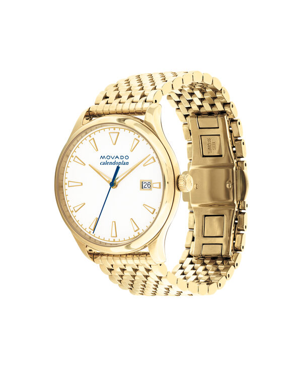 MOVADO Movado Heritage Series3650046 – Women's 36 mm bracelet watch - Side view