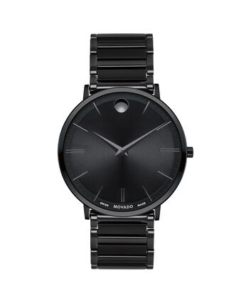 MOVADO Ultra Slim0607210 – Men's 40 mm bracelet watch - Front view