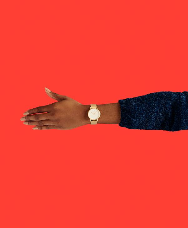 MOVADO Movado Face3640015 – Women's 35 mm bracelet watch - Back view