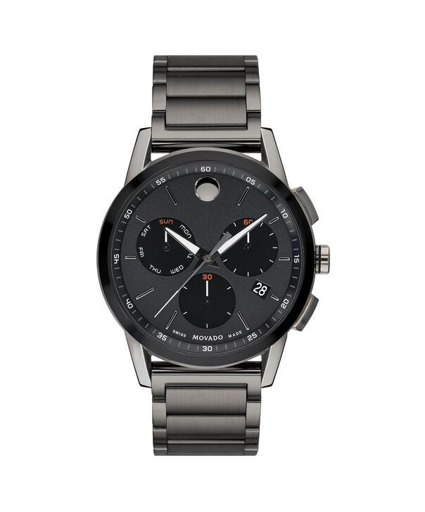 MOVADO Museum Sport0607291 – Men's 43 mm bracelet chronograph - Front view