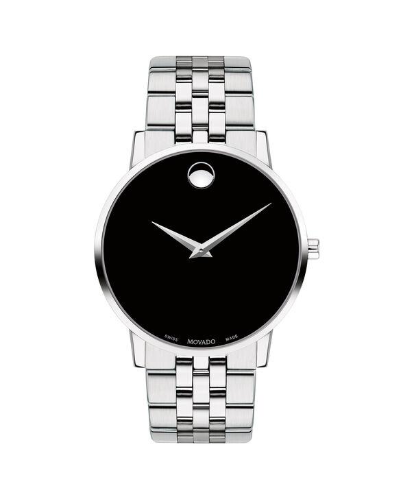 Movado Museum Clic0607199 Men S 40 Mm Bracelet Watch Front