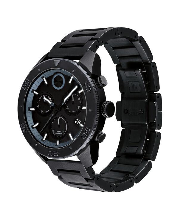 MOVADO Movado BOLD3600514 – 44.5 mm BOLD Sport strap watch - Side view