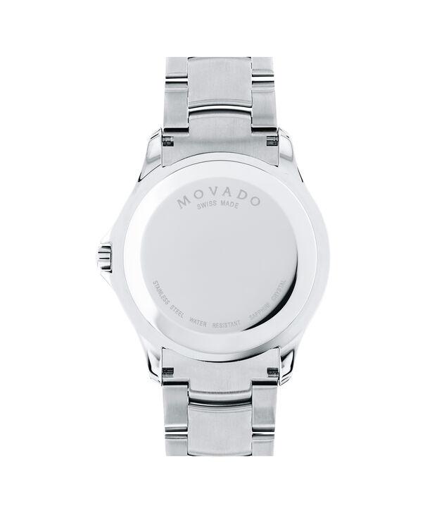 MOVADO Masino0607032 – Men's 40 mm bracelet watch - Back view