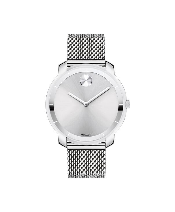 Movado | Movado Bold Mesh Stainless Steel Watch