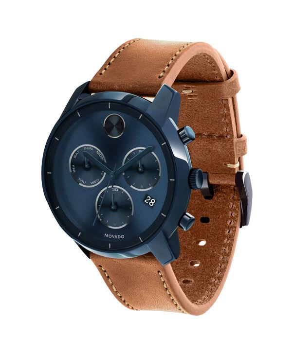 MOVADO Movado BOLD3600476 – Men's 44 mm strap watch - Side view