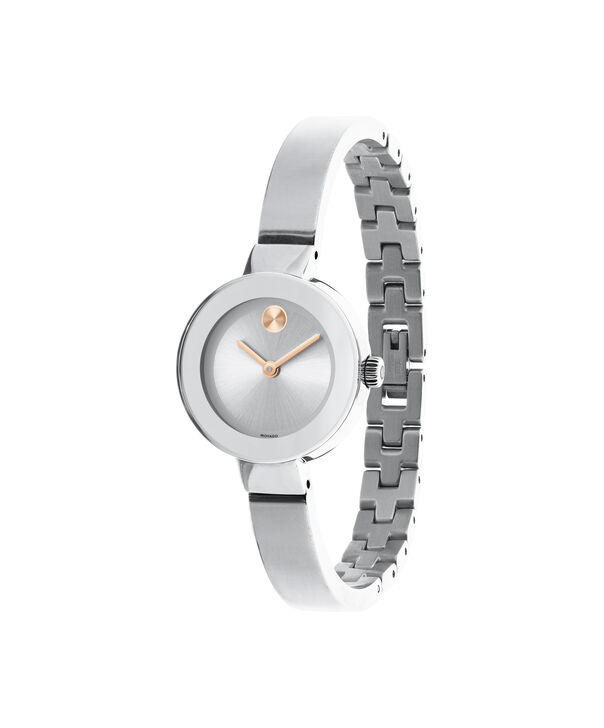 MOVADO Movado BOLD3600284 – 25 mm Metals bangle watch - Side view